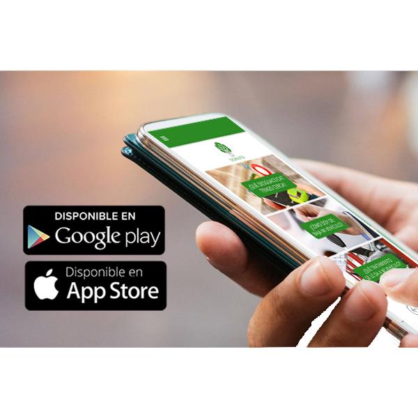 Pantalla app 2020