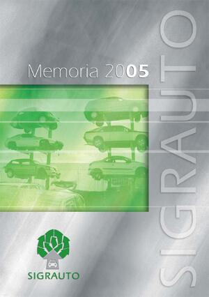 Memoria SIGRAUTO 2005