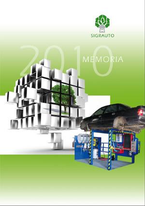 Memoria SIGRAUTO 2010