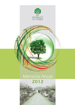 Memoria SIGRAUTO 2012