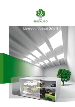 Memoria SIGRAUTO 2013