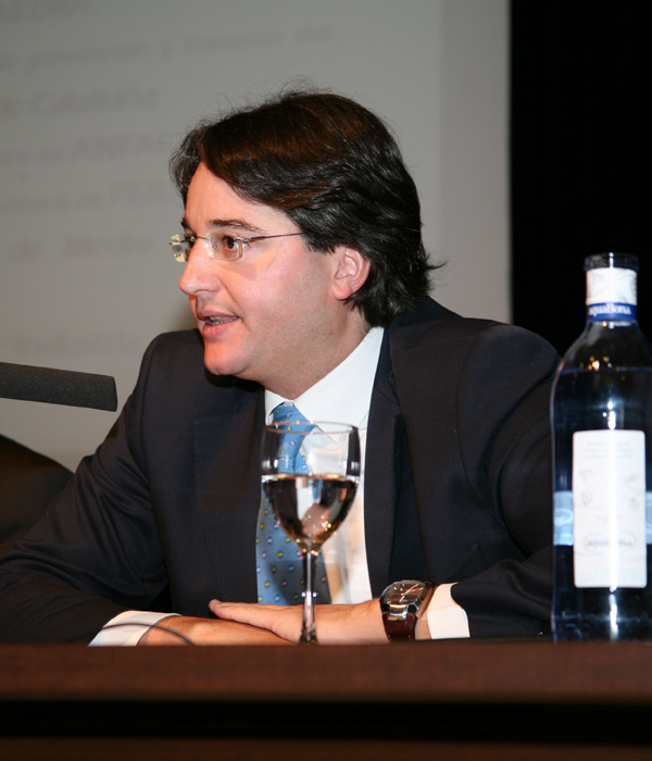Fernando Acebrón (ANFAC)
