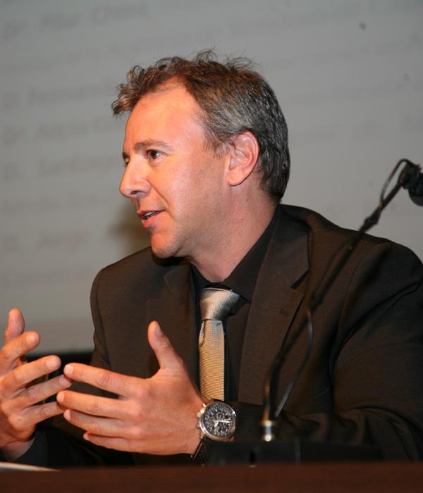 Jorge Aladro (MITECO)