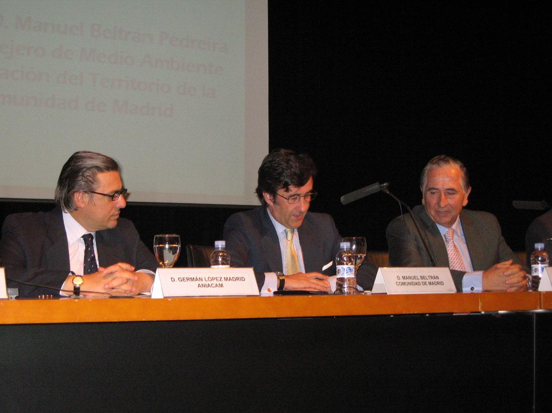 Clausura del III Encuentro Nacional sobre Gestión y Reciclado de Vehículos Fuera de Uso
