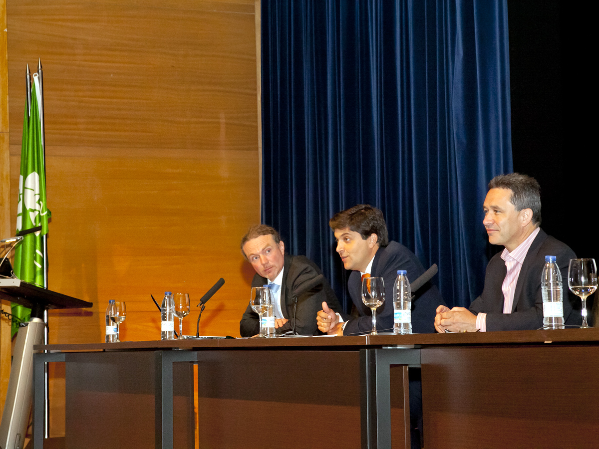 1er Bloque de ponencisa V Encuentro SIGRAUTO