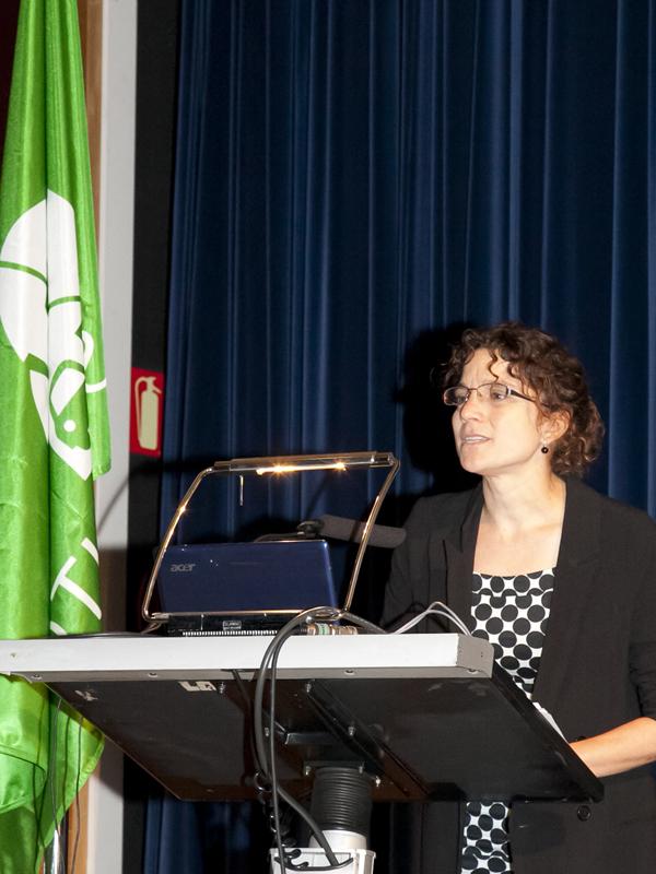 Sonia Castañeda (Fundación Biodiversidad)