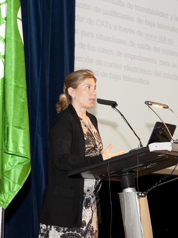 Susana Gómez (DGT)