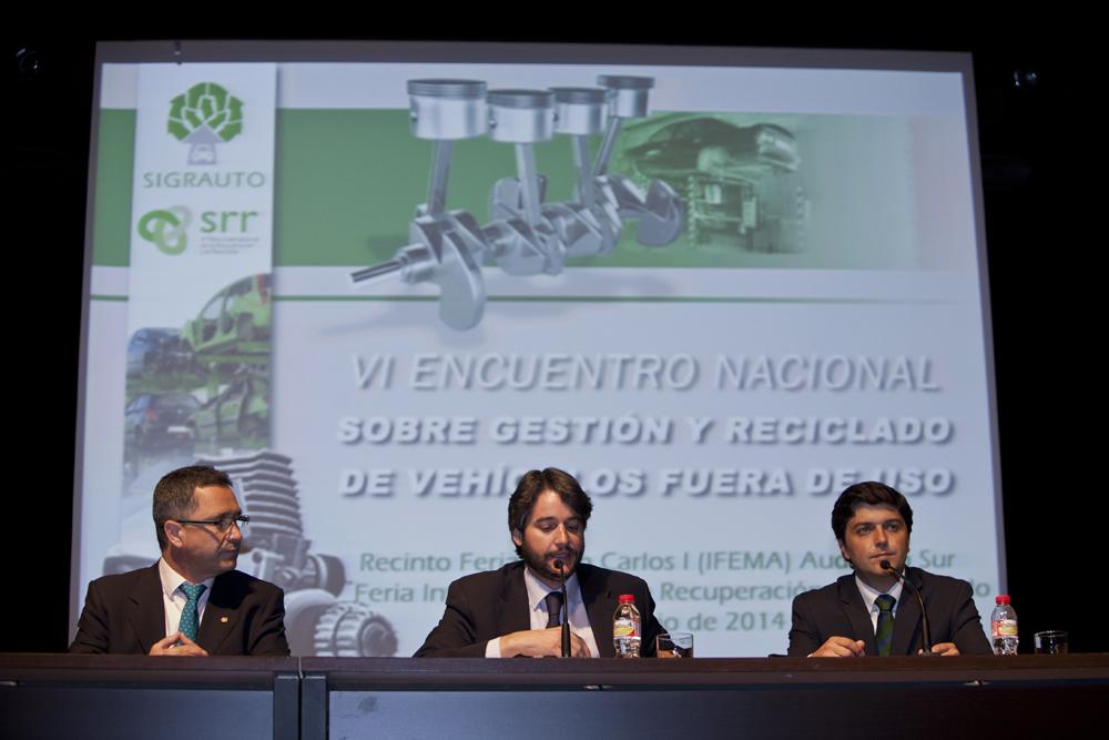 Bloque de ponencias VI Encuentro SIGRAUTO