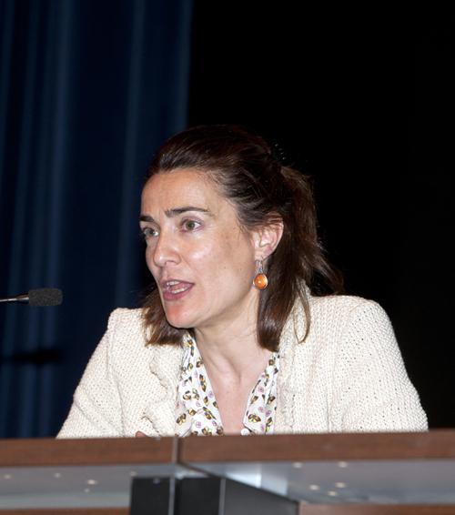 Mª Jose Delgado (MAGRAMA)