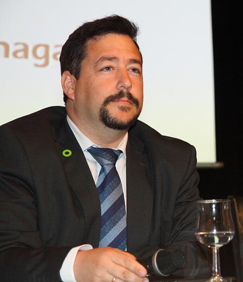 Álvaro Rodríguez (Climate Reality Spain)