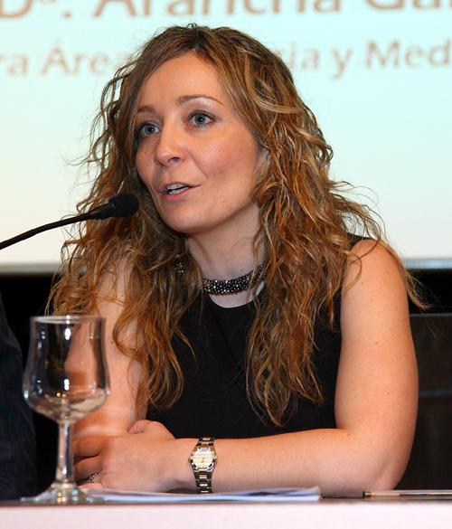 Arancha García (ANFAC)