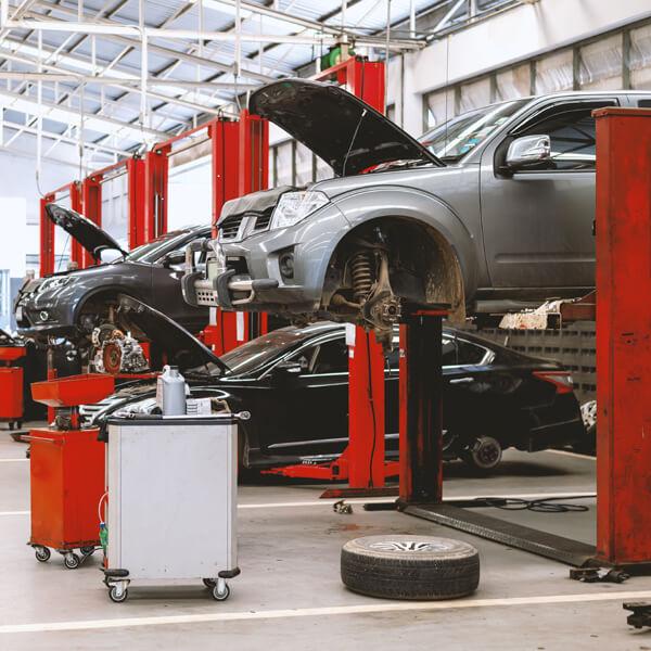 Proceso Reciclado vehículos