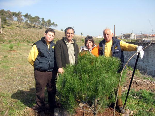 Plantación ADENEX