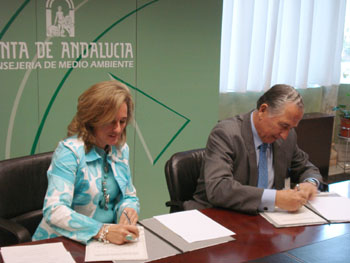Firma del Convenio