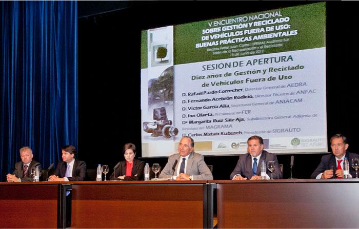 Ponentes Encuentro 2012